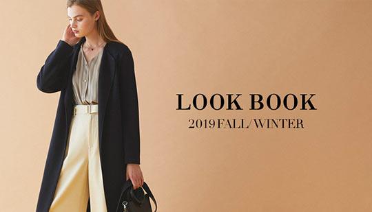 LOOKBOOK 2019 FALL/WINTER