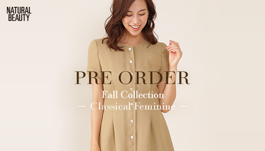 Pre Order Fall Collection ~Classical Feminine~