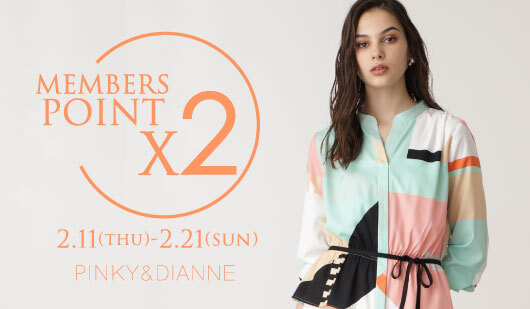 ×2point campaign