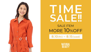 TIME SALE!!! SALE ITEM MORE 10%OFF