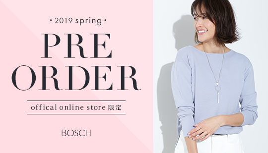 2019 spring offical online store限定 PRE ORDER