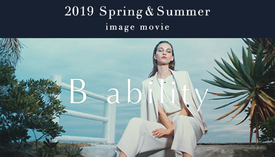 B ability 2019spring&summer image movie